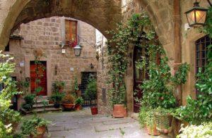 Dormire nel centro storico di Viterbo