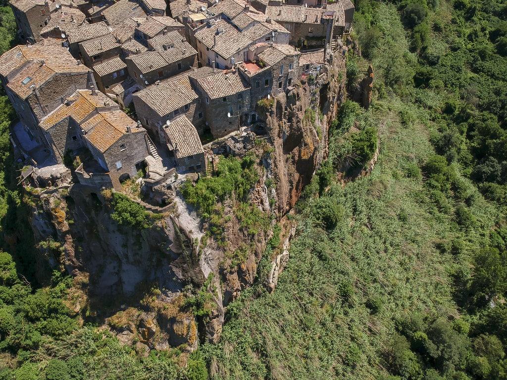 Calcata - Borghi vicino Viterbo