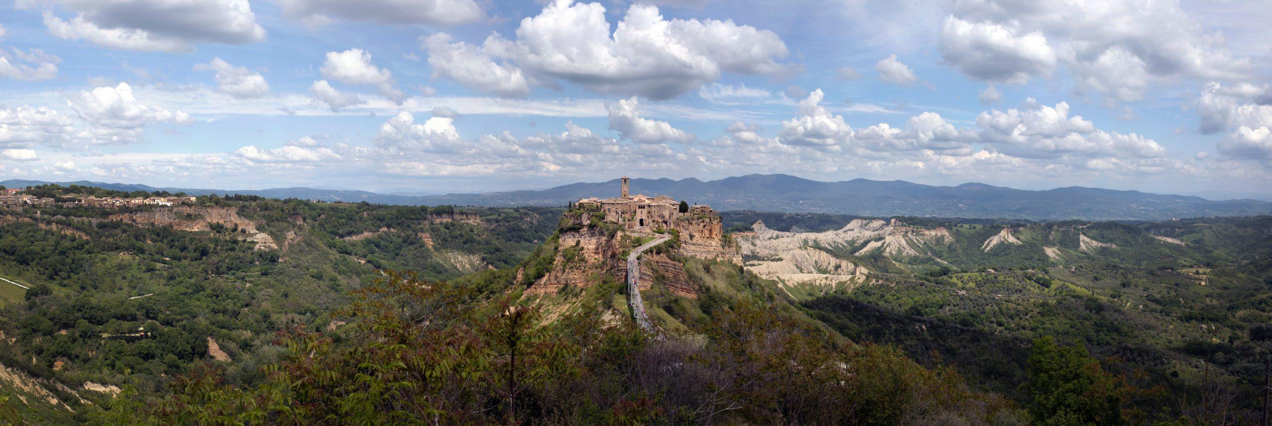 Civita di Bagnoregio - Borghi vicino Viterbo