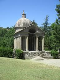Tempietto di Bomarzo -  Borghi vicino Viterbo