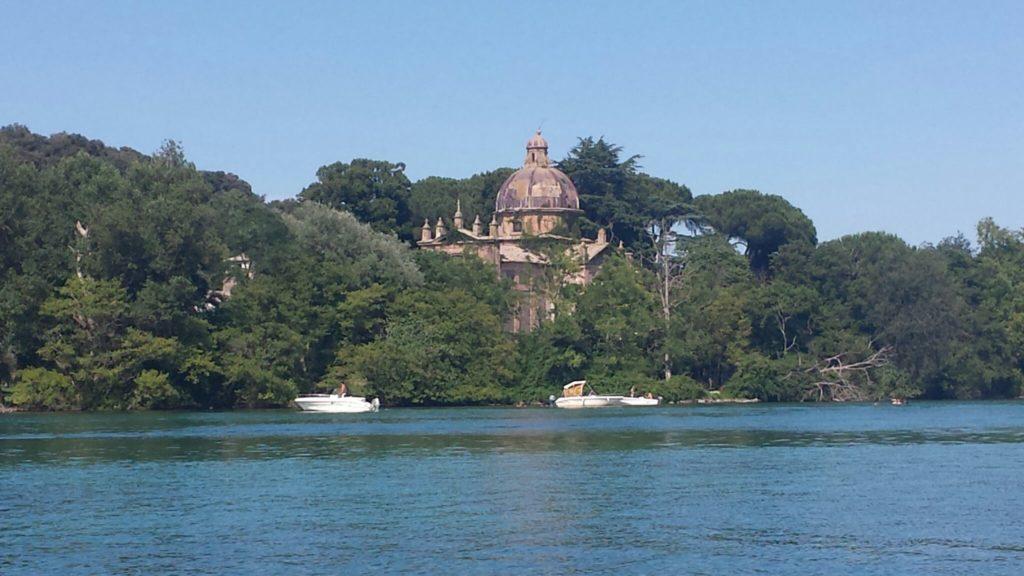 Isola Bisentina - Lago di Bolsena