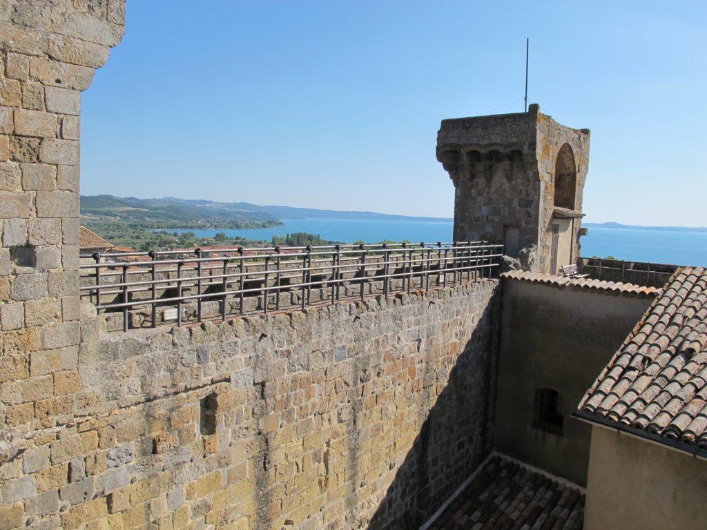 Rocca Monaldeschi - Lago di Bolsena
