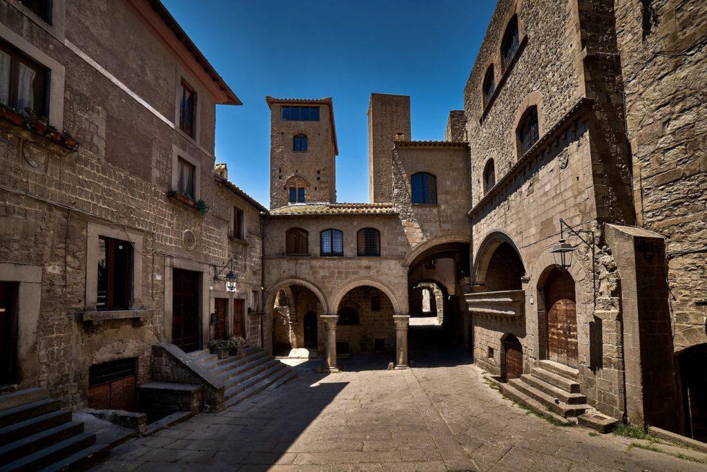 Cosa vedere a Viterbo in un giorno - San Pellegrino