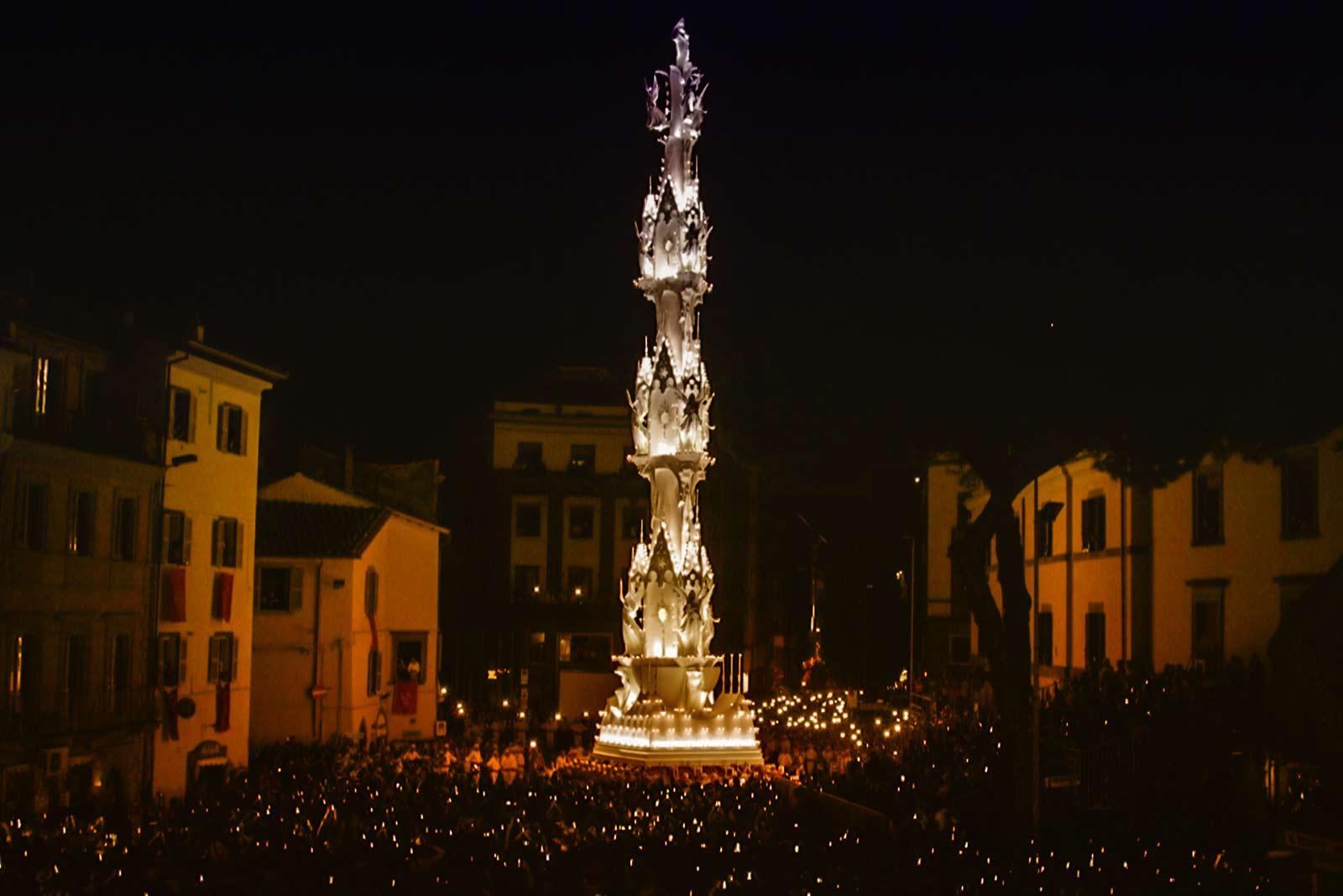 Santa Rosa a Viterbo