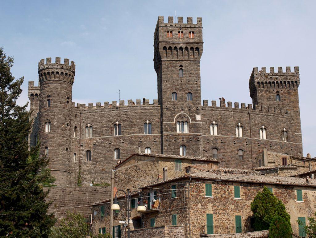Castello di Torre Alfina - Acquapendente