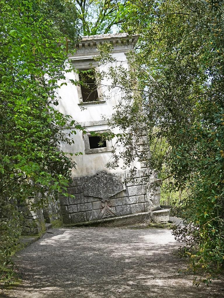 Casa pendente, Bomarzo - Borghi vicino Viterbo
