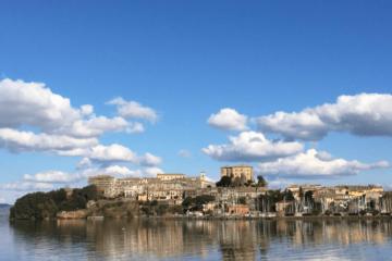 Dove fare il bagno al lago di Bolsena - Capodimonte